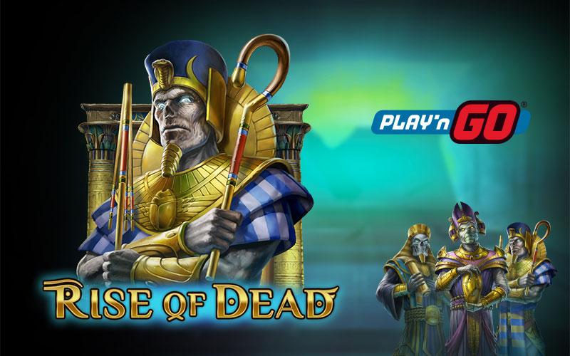 Latam Media Group LMG+ PlaynGO Rise of Dead