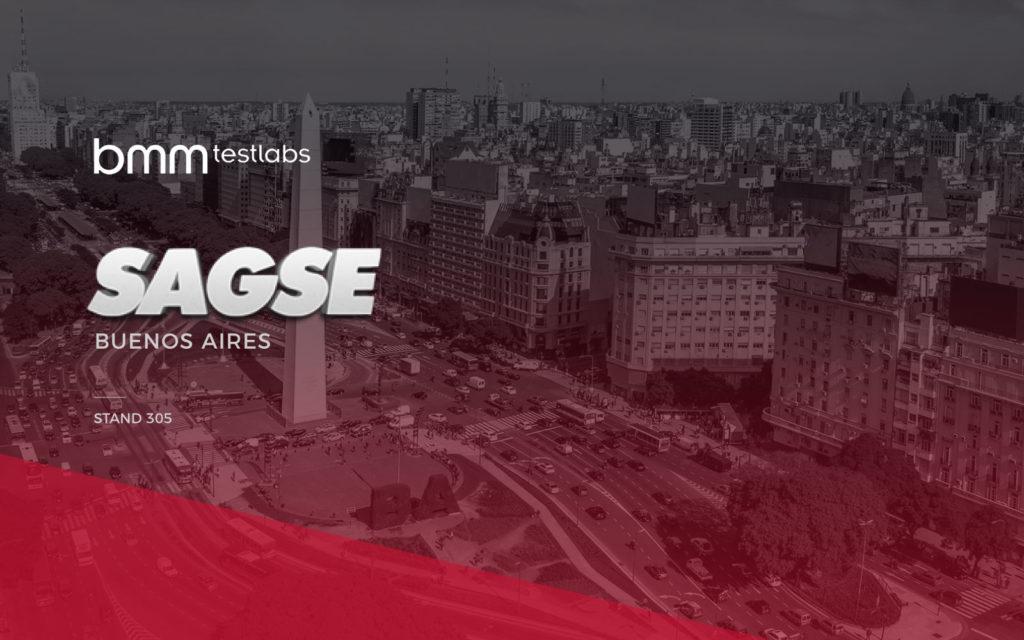 BMM Testlab + SAGSE Buenos Aires