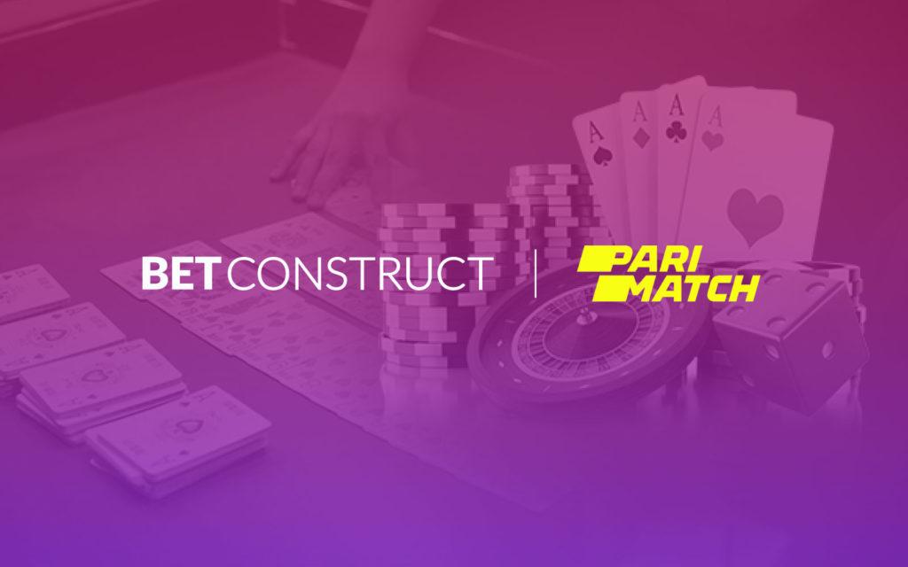 BetConstruct + Parimatch