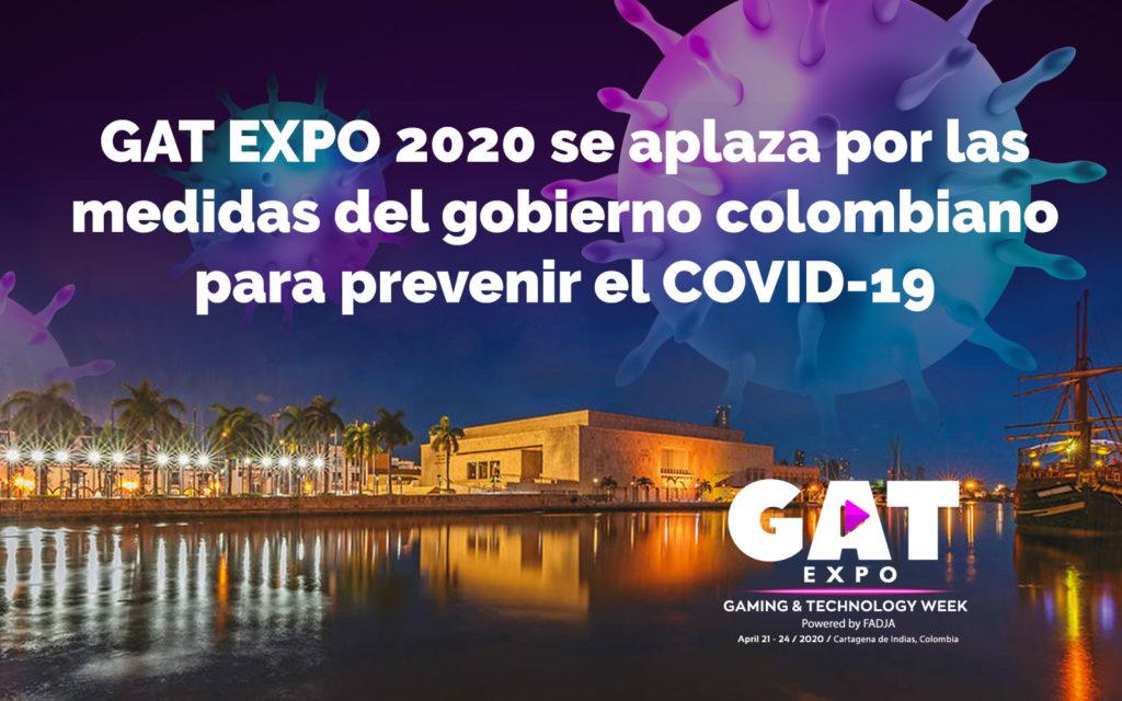 Gat Expo LMG Gaming Agenda