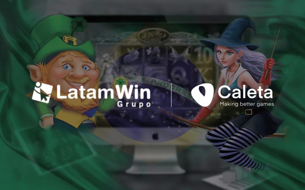 Caleta Gaming + LatamWin
