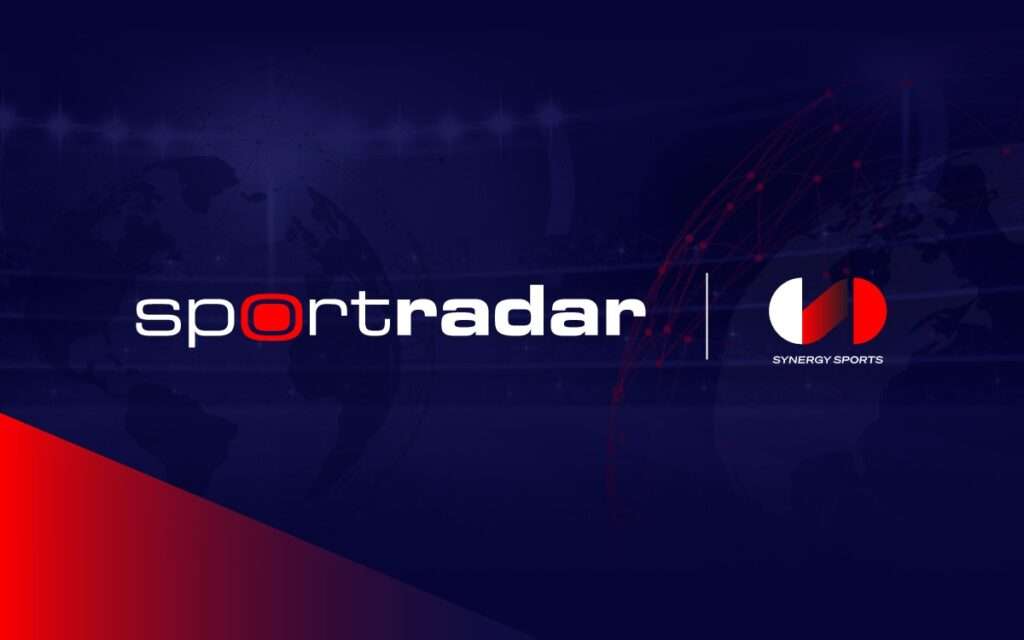 sportradar & synergy sports